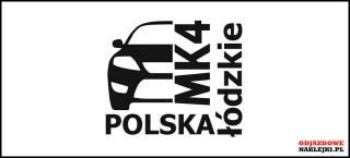 Ford Mondeo Mk4 Grupa Łódzka A 10cm
