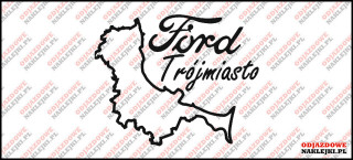 Ford Trojmiasto 15cm