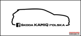 Skoda Kamiq Polska 15cm
