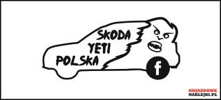 Skoda Yeti Polska 15cm