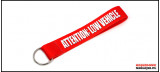 Lanyard Attention Low Vehicle