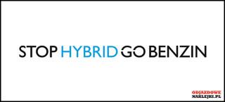 Stop Hybrid Go Benzin 30cm
