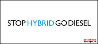 Stop Hybrid Go Diesel 30cm