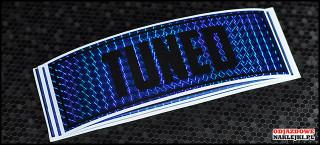 Tuned 18cm Blue 1