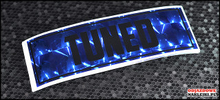 Tuned 18cm Blue 2