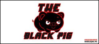 The Black Pig 12cm