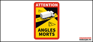 Attention Angles Motors kolor