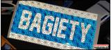 Bagiety 11cm Odblask