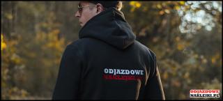 Hoodie Odjazdowenaklejki.pl