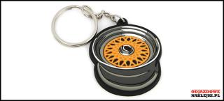 Brelok gumowy BBS RS