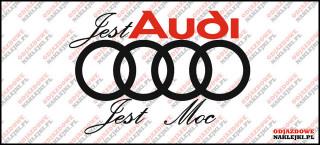 Jest Audi jest Moc 20cm
