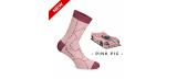 Skarpetki Porsche Pink Pig