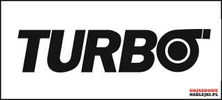 Turbo Napis 15cm