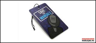 Zawieszka zapachowa Save The Manuals