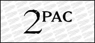 2Pac 15cm