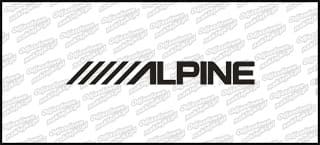 Alpine 20cm biała