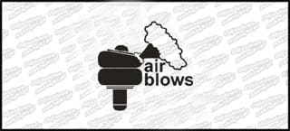 Air Blows 15cm