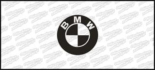 BMW Logo 10cm