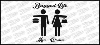 Bagged Life 15cm