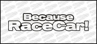 Because RaceCar 15cm