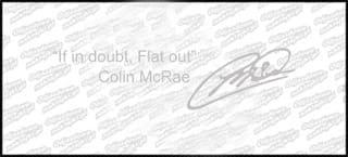 Colin McRea 15cm srebrna
