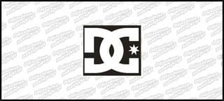 DC 10cm Czarnobiała