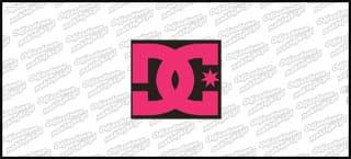 DC 10cm Różowoczarna