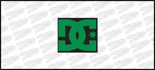 DC 10cm Zielonoczarna