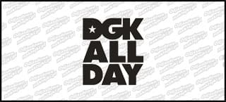 DGK All Day 10 cm czarna