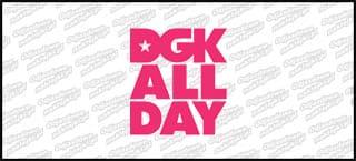 DGK All Day 10 cm różowa