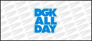 DGK All Day Białoniebieska 5cm