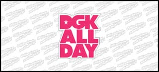 DGK All Day Białoróżowa 5cm