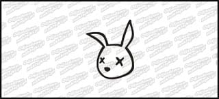Drift Rabbit 10cm