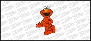 Elmo 10cm