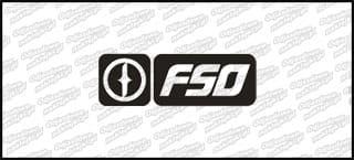 FSO Logo 15cm
