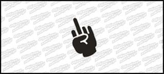 Finger Middle B 10cm