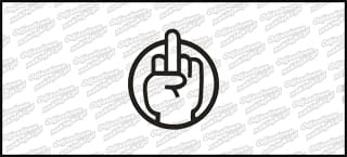 Finger Middle A 10cm