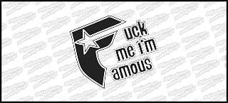 Fuck Me Im Famous B 15