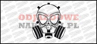 Gas Mask 13cm