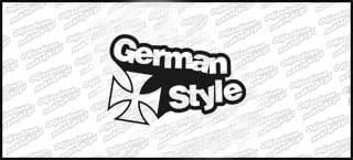 German Style C 15cm