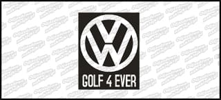 Golf 4 Ever 10cm