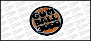 Gumball 3D kolor 8cm