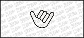 Hand B 10cm