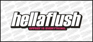Hella Flush A3 Color 10cm