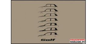 History VW Golf 100cm