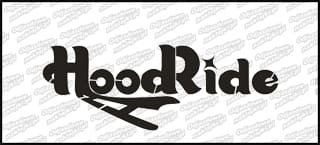 Hoodride A 15cm