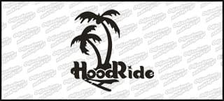Hoodride Palma 15cm