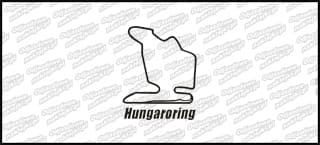 Hungaroring 15cm BW