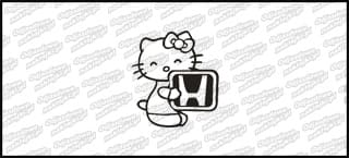 Kitty Honda 15cm