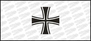Krzyż B 5cm